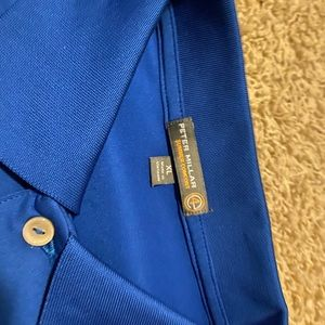 Royal Blue Peter Millar Size XL